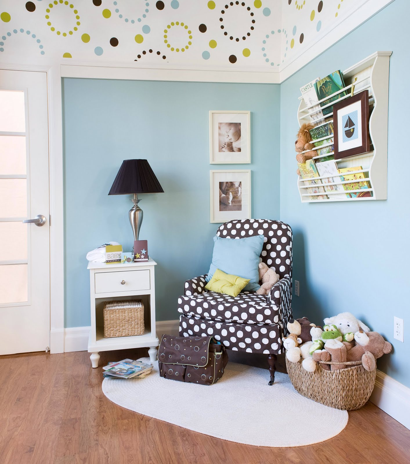 nursery interior design ceilings - photo #11